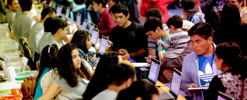 Admisión 2017: 145 mil jóvenes postularon a 84 mil vacantes en universidades