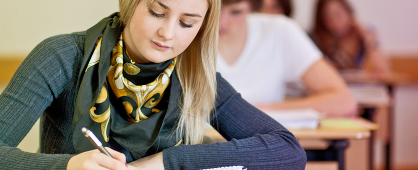 El fin de las largas horas de estudio en el colegio o preuniversitario