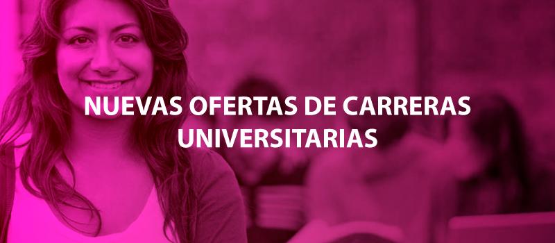 Preuniversitario Preutech: Nuevo año, Nuevas ofertas de carreras universitarias